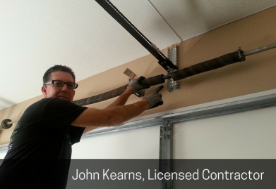 John Kearns Licensed Contractor