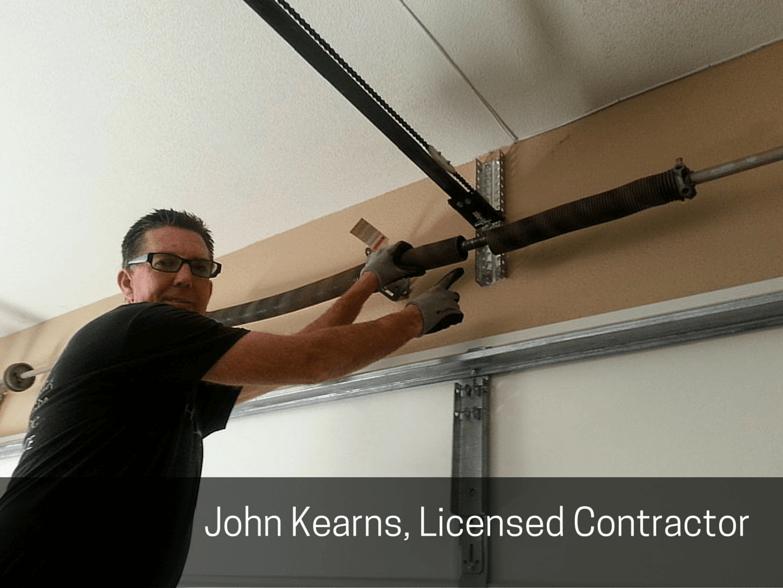 John Kearns Licensed Contractor