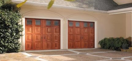 Chateau garage doors orange county
