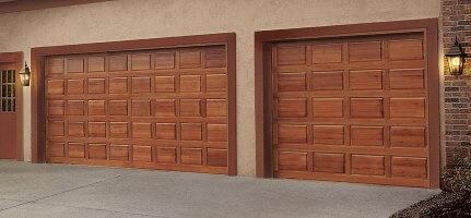 Wood Garage Doors Murrieta CA