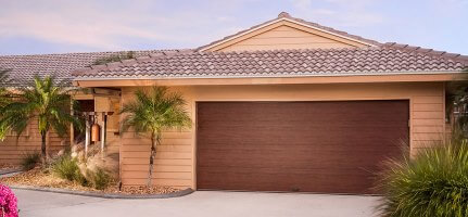 Wood Garage Doors Temecula
