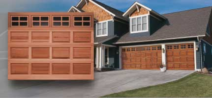 classicwood garage doors canyon lake ca