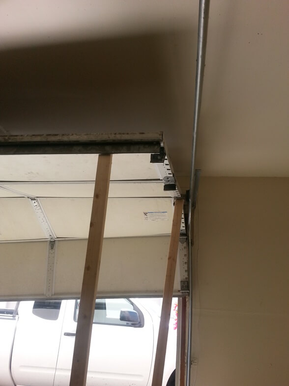 garage door repairs temecula propped & Landmark Doors | Garage Door Repairs Temecula