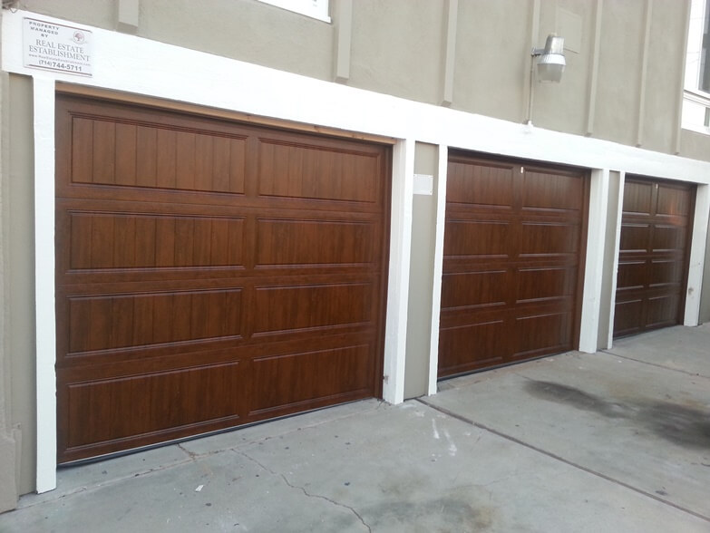 garage doors menifee ca wood
