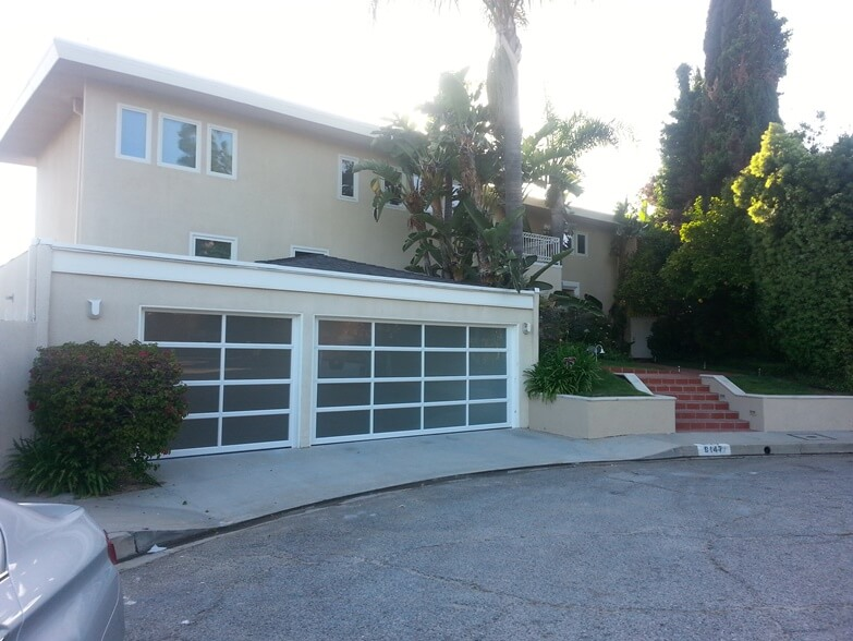 Menifee Garage Doors LA Project After